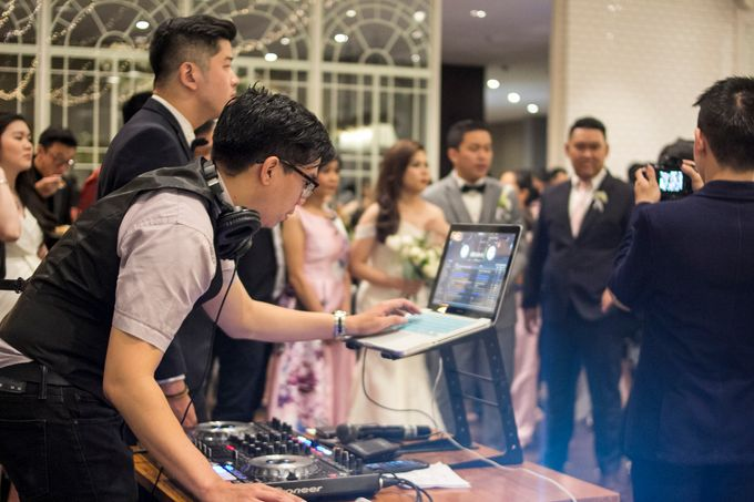 Wedding Reception of Calviana & Marshiela by DJ Perpi - 001
