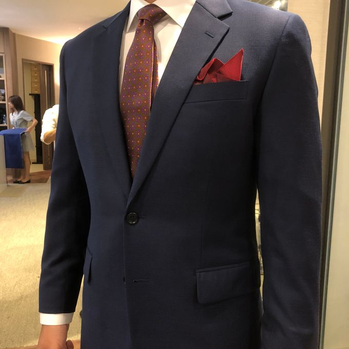 The evergreen Blue by Joe's Tailoring - 003