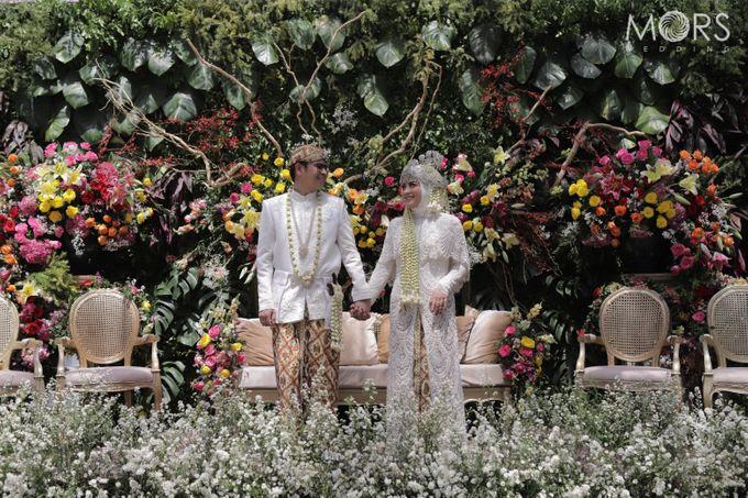 The Wedding of Laras & Adnan by MORS Wedding - 009