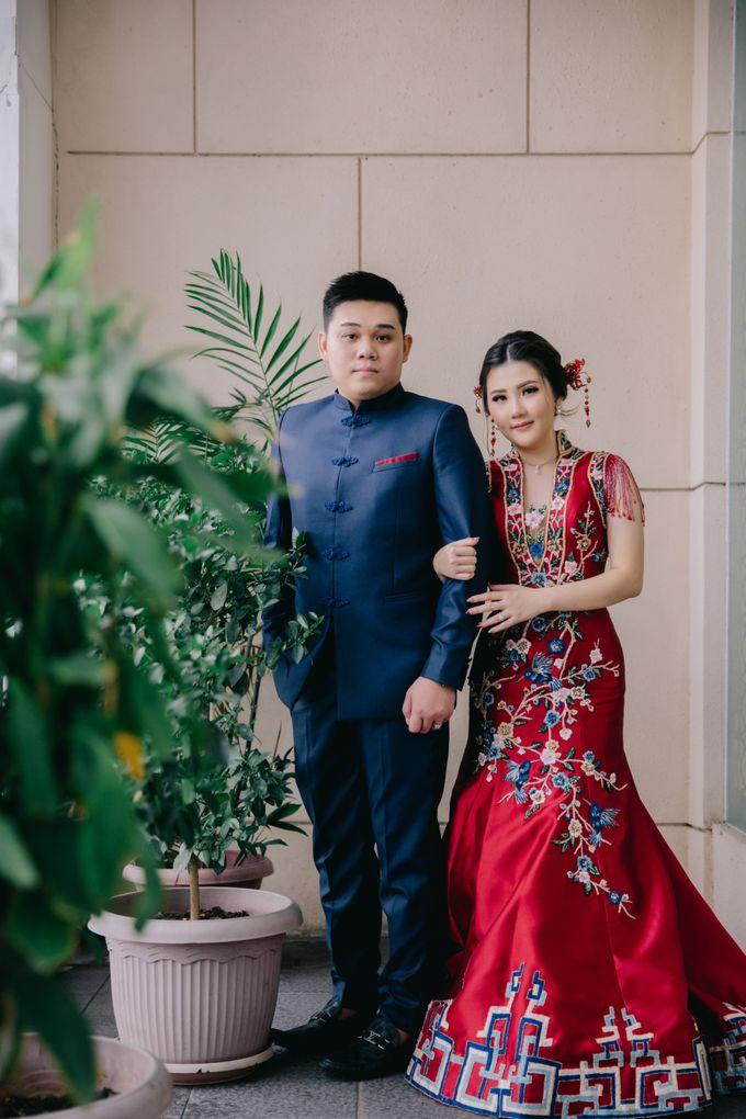 Engagement of Yosua & Sabrina by FROST Event Designer - 001
