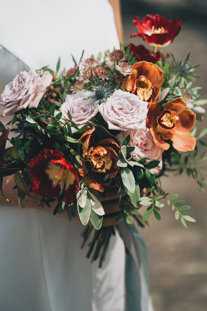 Bridal Bouquets by The Bloomish Eden - 022