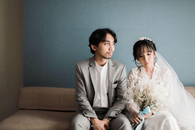 The Wedding of  Bertha & Nando by Amorphoto - 007