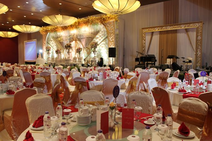 Our Ballroom by GRAND MERCURE Jakarta Harmoni - 013