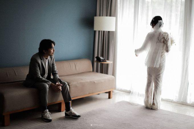 The Wedding of  Bertha & Nando by Amorphoto - 004