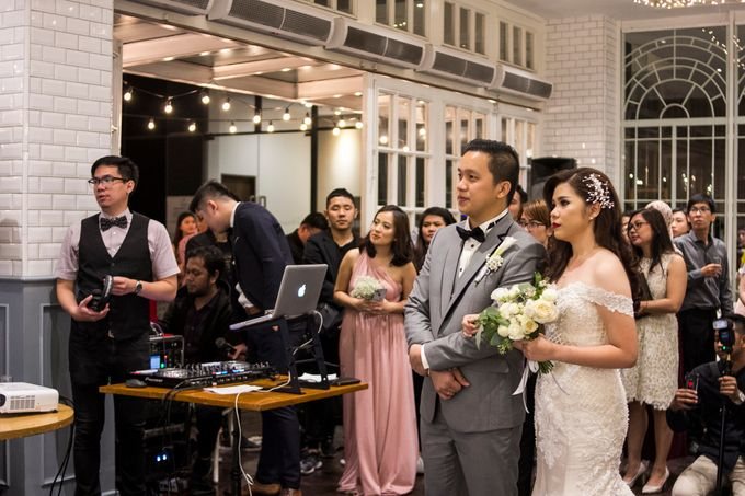 Wedding Reception of Calviana & Marshiela by DJ Perpi - 007