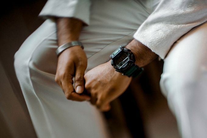 The Wedding of Ikhsan and Laily by LAKSMI - Kebaya Muslimah & Islamic Bride - 011