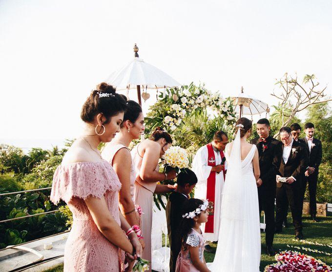 Wedding of Danusia & Marvin by Bali Dynasty Resort - 018