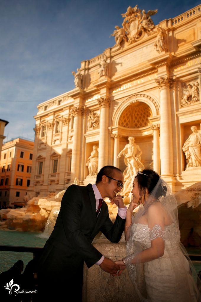 ROME  ITALY Sherly Prewedding by Therudisuardi - 032