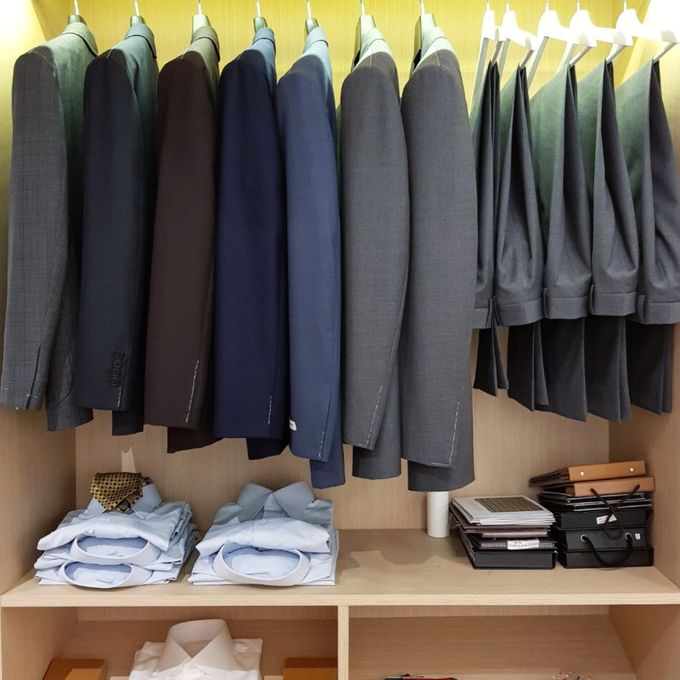 Clients Orders by Open Quarter Tailor - by Brillington Brothers - 005