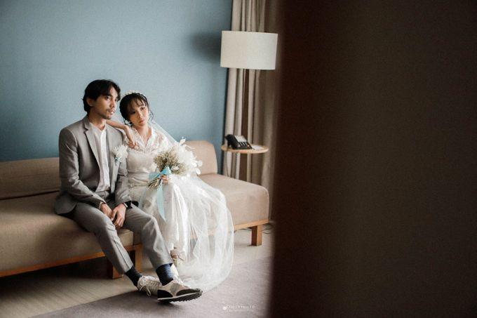 The Wedding of  Bertha & Nando by Amorphoto - 008