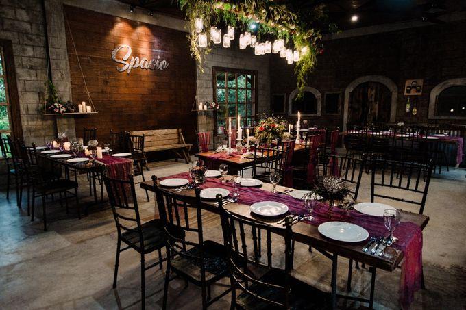 Rustic and Regal Themed Wedding by Spacio Caliraya Events Venue - 002