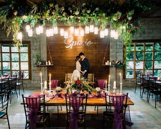 Rustic and Regal Themed Wedding by Spacio Caliraya Events Venue - 011