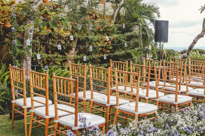 Tropical Lush Wedding in Bali by Silverdust Decoration - 029