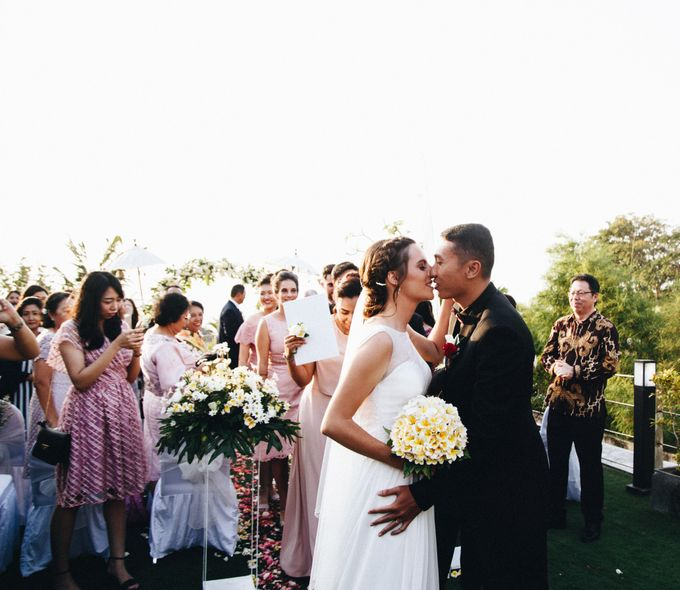 Wedding of Danusia & Marvin by Bali Dynasty Resort - 020