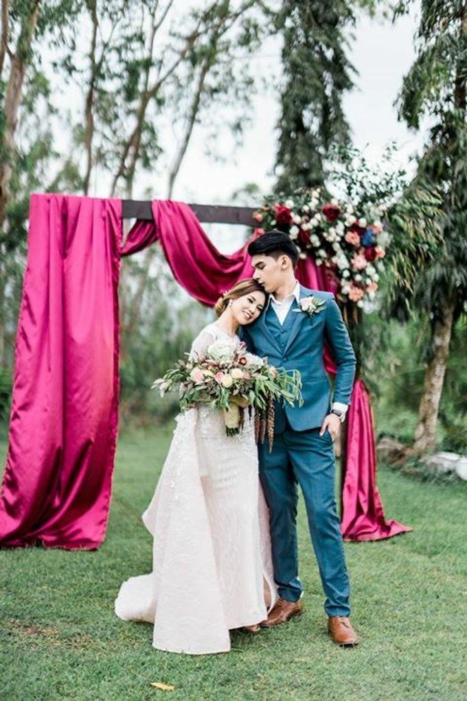 Rustic and Regal Themed Wedding by Spacio Caliraya Events Venue - 009