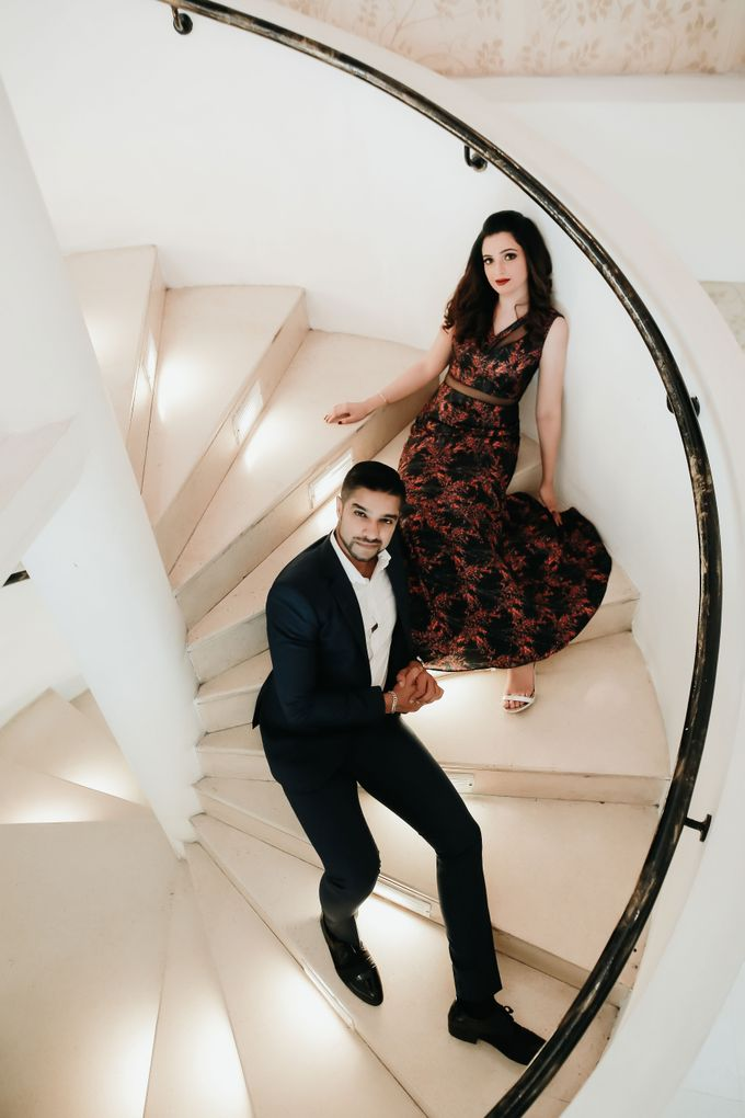 Sanjay & Aneshya Prewedding by Little Collins Photo - 019