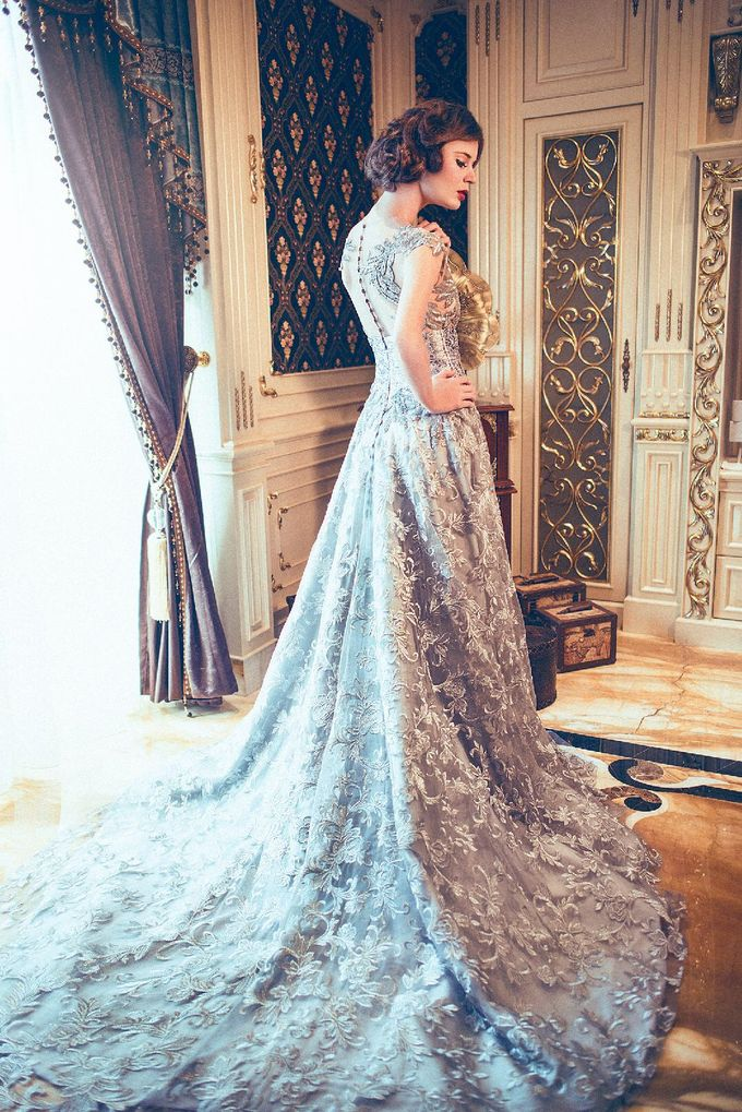 New Collection Gaun & Busana Pengantin by Hengki Kawilarang Couture - 001