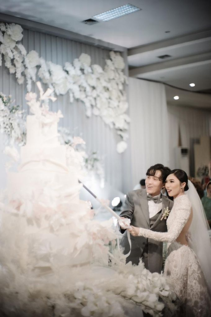 Isyana & Rayhan Wedding by Lotus Design - 005
