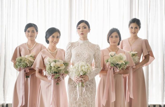 Isyana & Rayhan Wedding by Lotus Design - 007