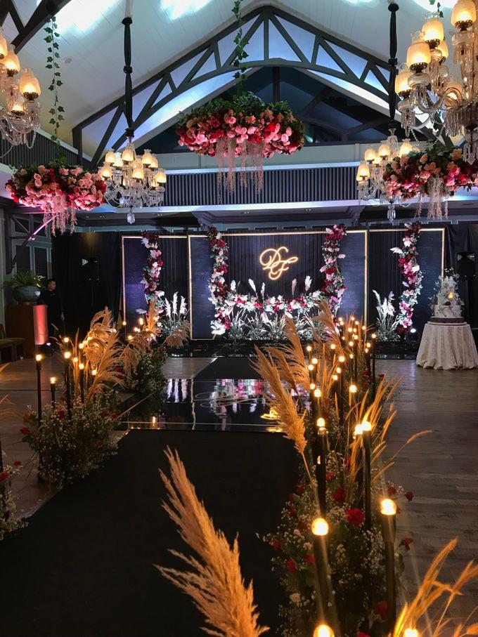 Dion & Florentin Wedding by Habitate Garden Lounge - 003