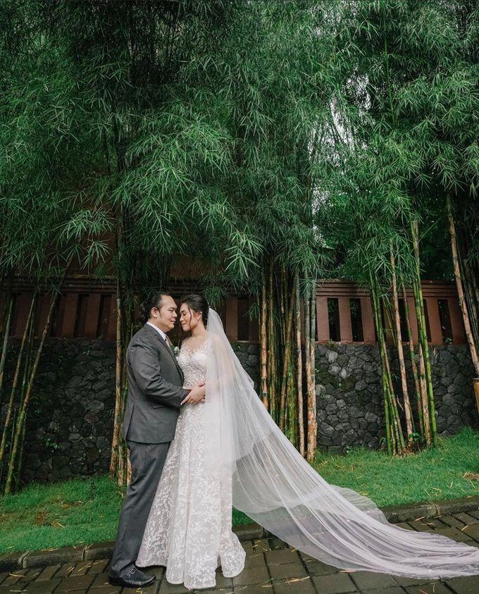THE WEDDING OF TIKA & ADE by Padma Resort Ubud - 009