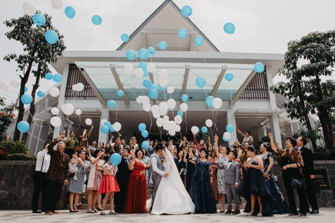 Weddingday Ricky & Inggrid by Topoto - 025