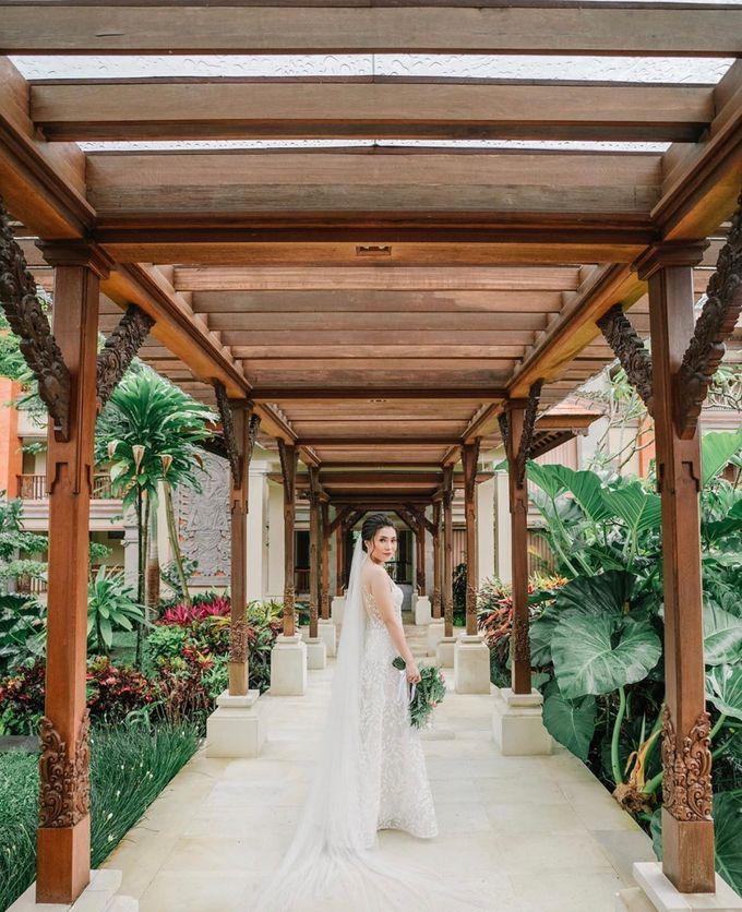 THE WEDDING OF TIKA & ADE by Padma Resort Ubud - 011
