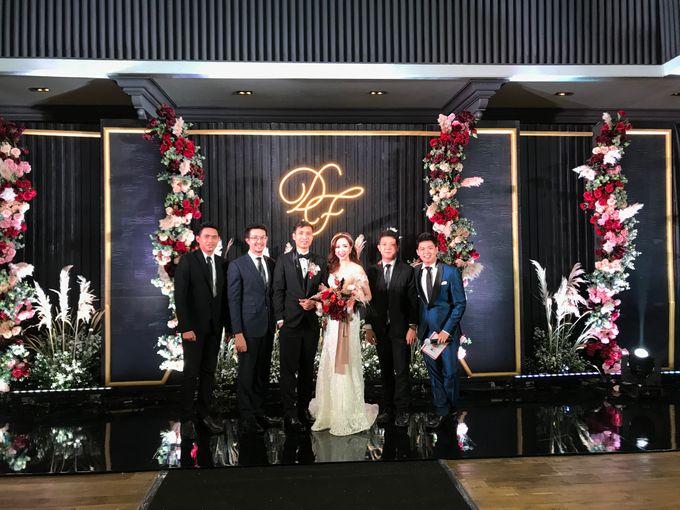 Dion & Florentin Wedding by Habitate Garden Lounge - 001