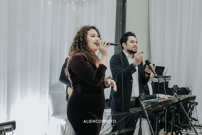 The Wedding of Ana & Willy by Toscana Music Entertainment - 001