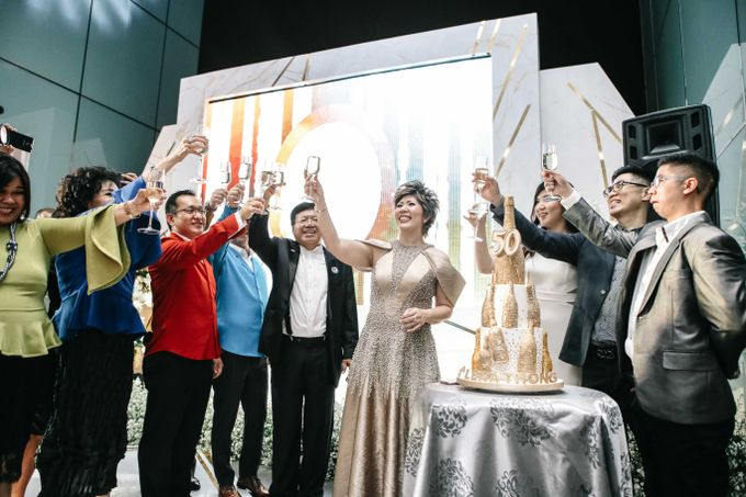 Birthday of Ms Lena Thong by La'SEINE Function Hall - 009