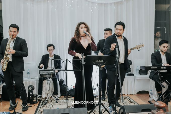 The Wedding of Ana & Willy by Toscana Music Entertainment - 003