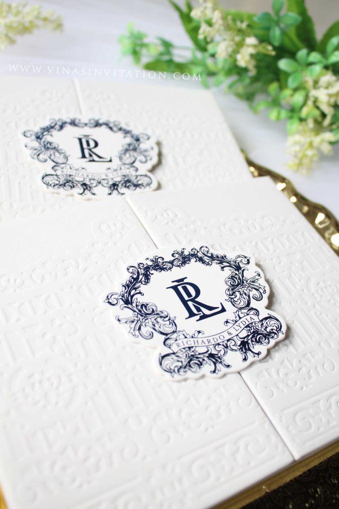 Ricardo & Lydia by Vinas Invitation - 004