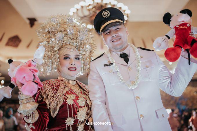 PURI ARDHYA GARINI WEDDING OF NIA & AFFAN by alienco photography - 046