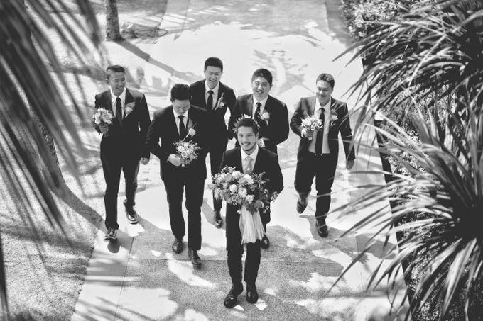 Dicky & Chelsea Wedding Day by Vivi Valencia - 024