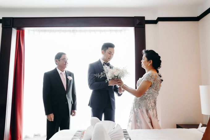 Artomi & Nathania Wedding by Levin Pictures - 020