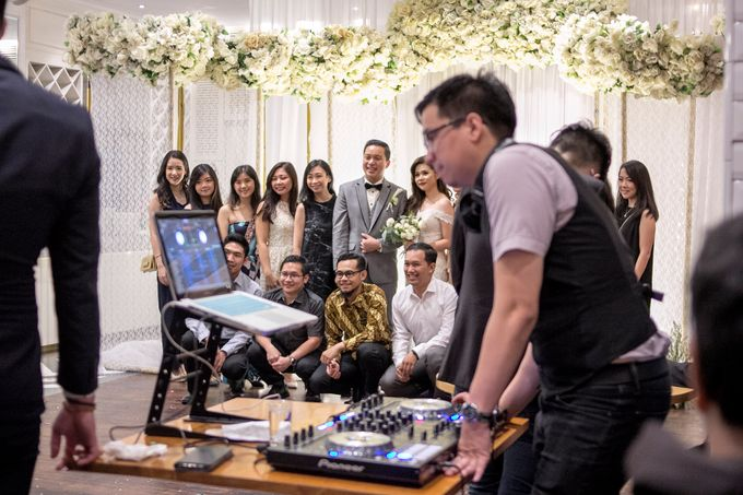 Wedding Reception of Calviana & Marshiela by DJ Perpi - 005