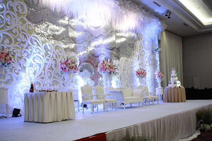 Jazz Wedding Entertainment Merlyn Park Hotel Jakarta - Double V entertainment by FOREVER CAKE - 007