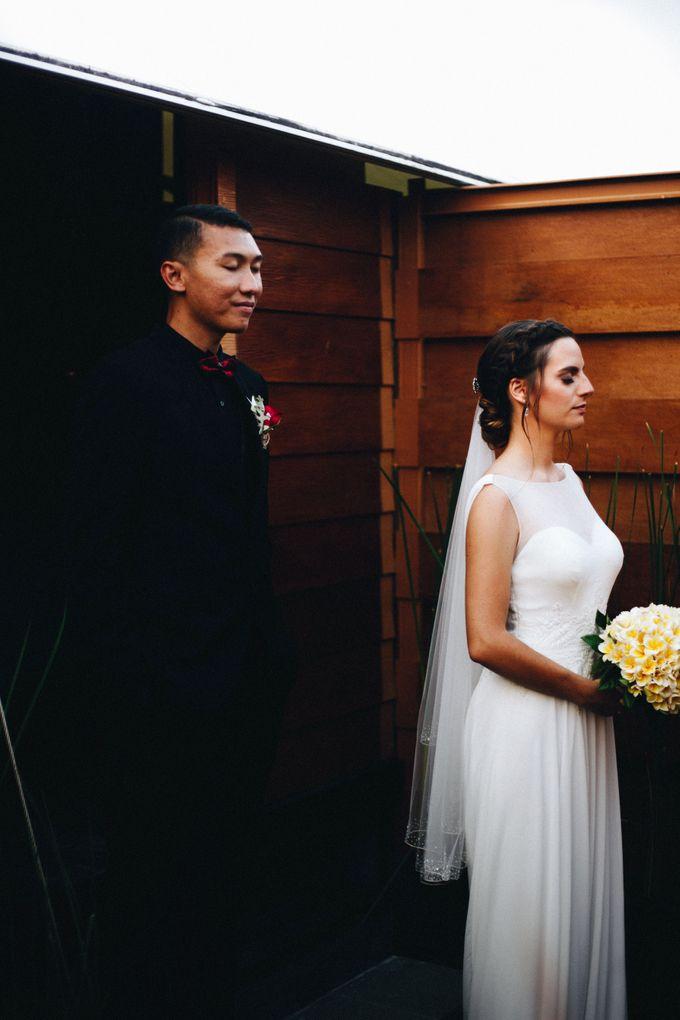 Wedding of Danusia & Marvin by Bali Dynasty Resort - 013