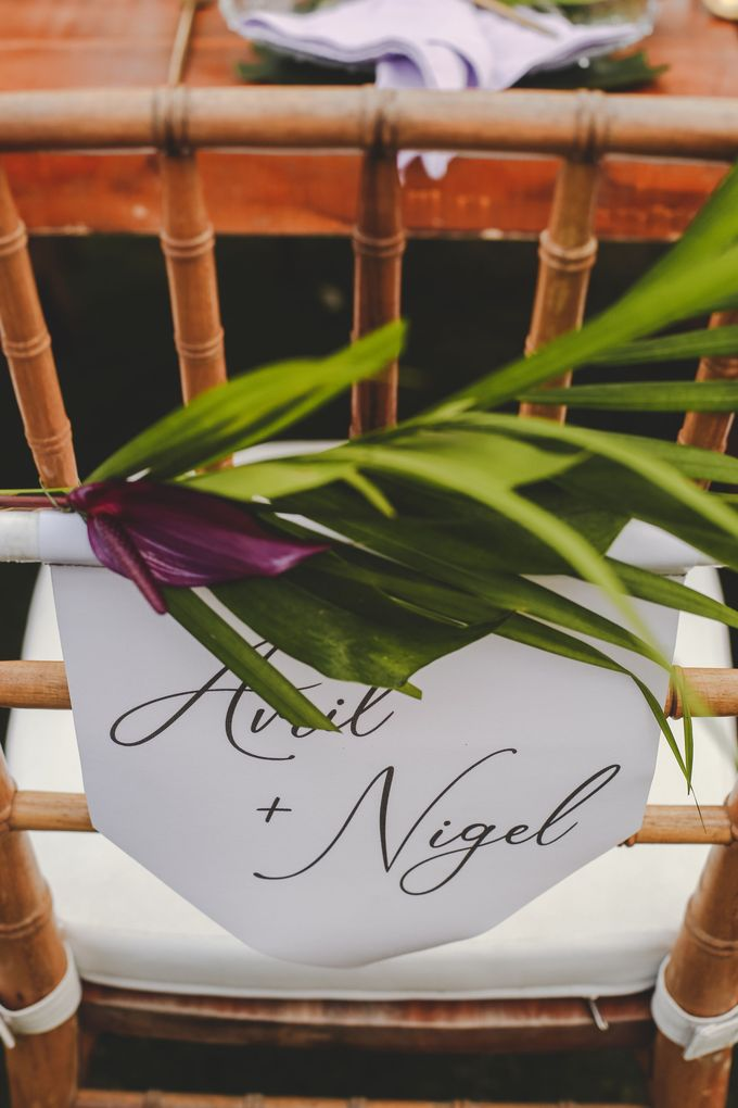 Tropical Lush Wedding in Bali by Silverdust Decoration - 031
