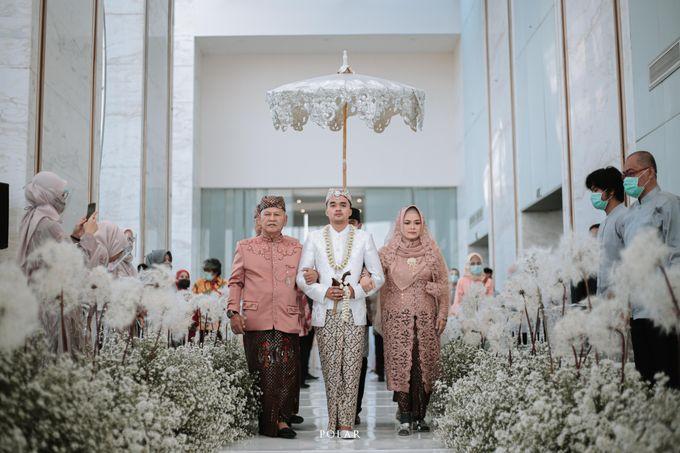 Adit & Citias Akad Decoration by Valentine Wedding Decoration - 023