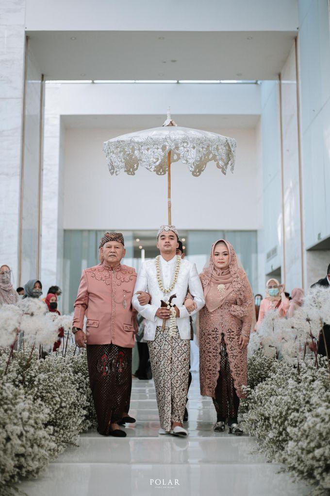 Adit & Citias Akad Decoration by Valentine Wedding Decoration - 024