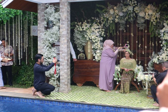 Home Wedding Raisa by APH Soundlab - 008