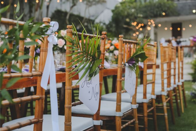 Tropical Lush Wedding in Bali by Silverdust Decoration - 033