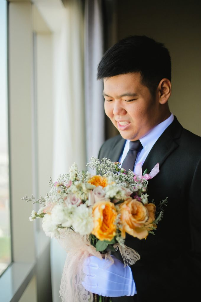 The Wedding of Audy & Caroline by Wong Hang Distinguished Tailor - 015
