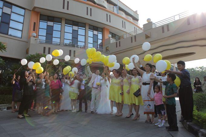 Sunlake Hotel - Yustomo & Errita Wedding by Impressions Wedding Organizer - 009