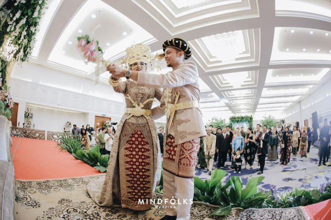 Mandailing Wedding Of Aldy & Marsha by Alfabet Catering - 012