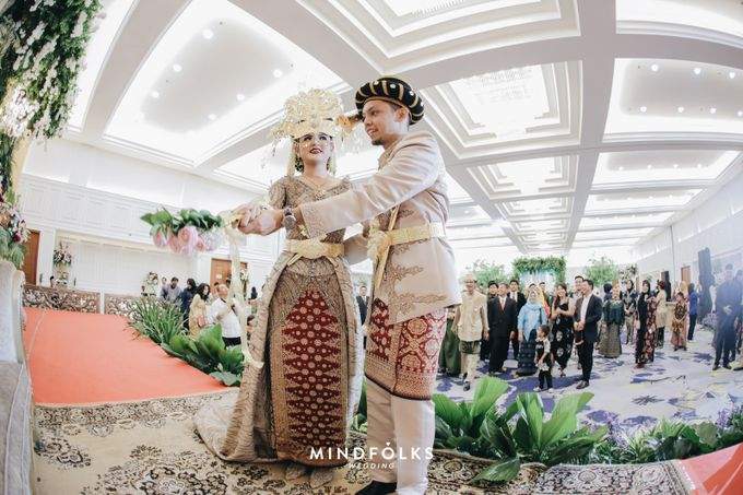 Mandailing Wedding Of Aldy & Marsha by Alfabet Catering - 013