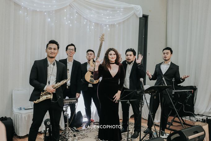 The Wedding of Ana & Willy by Toscana Music Entertainment - 002