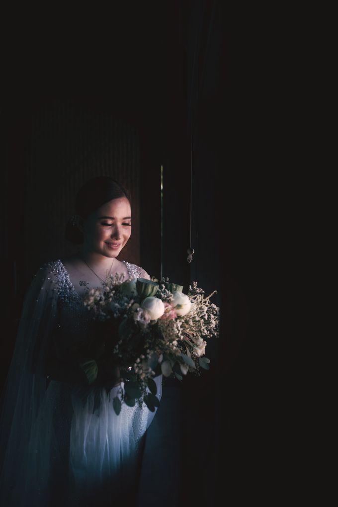 Dicky & Chelsea Wedding Day by Vivi Valencia - 028