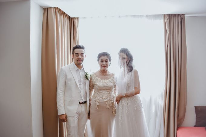 THE WEDDING OF ALIA AND MARTIN by ODDY PRANATHA - 011